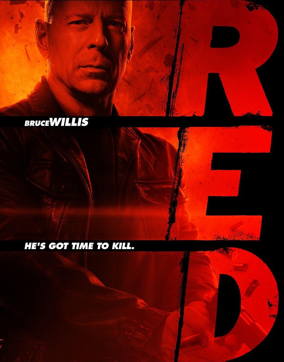 รีวิวหนังเรื่องRED (2010)